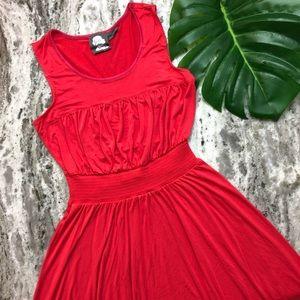 Anthropologie Girls from Savoy Cotton Tank Dress